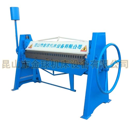 Conmmon plate flanging machine
